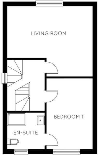 First Floor Plot 14