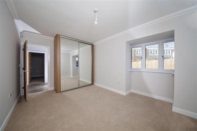 Example Show Home Bedroom