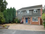 4 bed Detached home in Kingfisher Close...