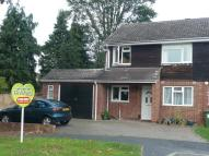 semi detached home in Clevedon Court...