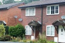 Terraced property in Kingfisher Close...