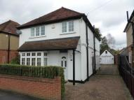 Detached house to rent in Station Road, Frimley...