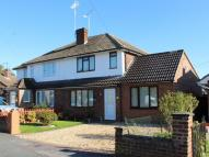 4 bedroom semi detached house in Warwick Road, Ash Vale...