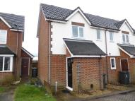 semi detached property in Manor Farm Close, Ash...