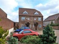 3 bed semi detached home for sale in Buckwood Road, Markyate...