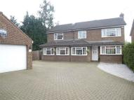 Detached house for sale in Maplefield, Park Street...