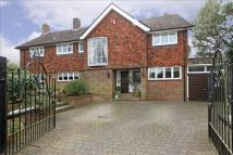 Detached property for sale in The Avenue, Radlett