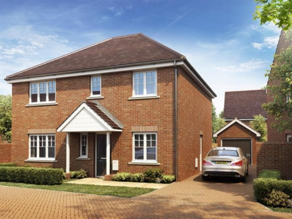 4 bedroom detached house for sale in manor lane maidenhead sl6