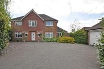 Detached house in Pondfield Road, Rudgwick...