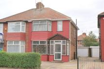 semi detached property in PENNINE DRIVE, LONDON...