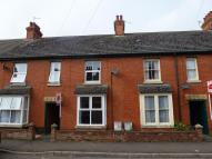 Terraced house in Kings Road, Oakham...