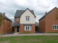 3 bed Detached house in Yeoman Way, Rothley...