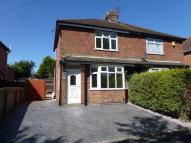 semi detached house in Nottingham Road...