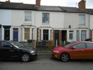 Terraced house in Limes Avenue...