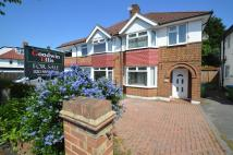 3 bedroom semi detached house in Rochester Way, London...