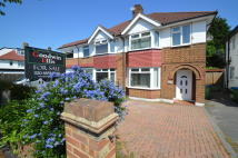 Rochester Way semi detached house for sale