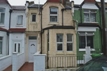 Terraced house in Vicarage Road, SE18