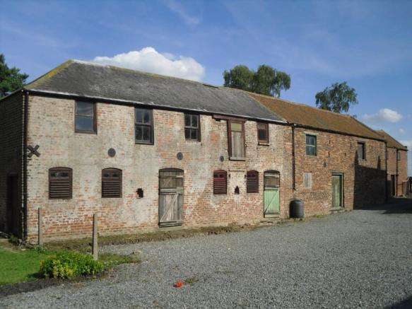 Plot For Sale In Barns For Conversion Barmby On The Marsh
