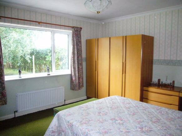 Rear Bedroom