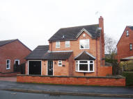 Detached home in Wigston Harcourt...