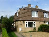 semi detached property in Burley Crescent, Ashwell