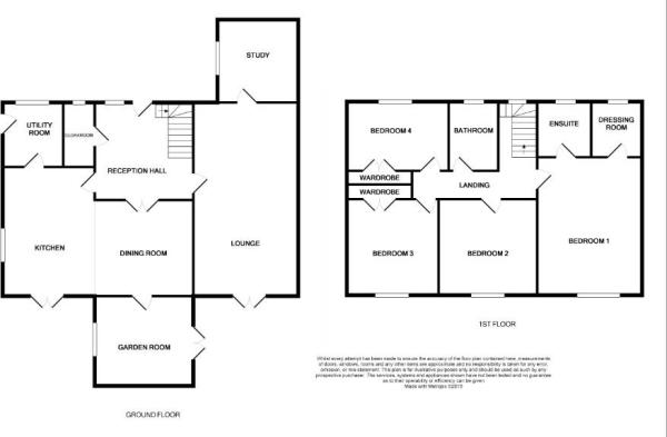 Floor Plan - 1 St Le