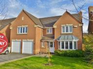 Detached house in Alsthorpe Road, Oakham