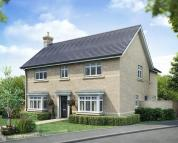 4 bed new property in Uppingham Road, Oakham