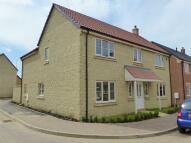 new house for sale in Buttercross Park, Oakham