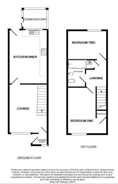 Floor Plan - 7 Wreak