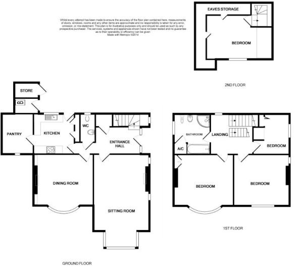 Floor Plan - Whole -