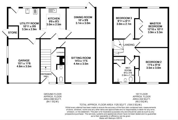 Floor Plan - 6 Heath