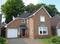 Detached home in Bramble Close, Uppingham