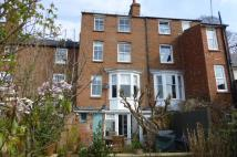 Town House in Leamington Terrace...