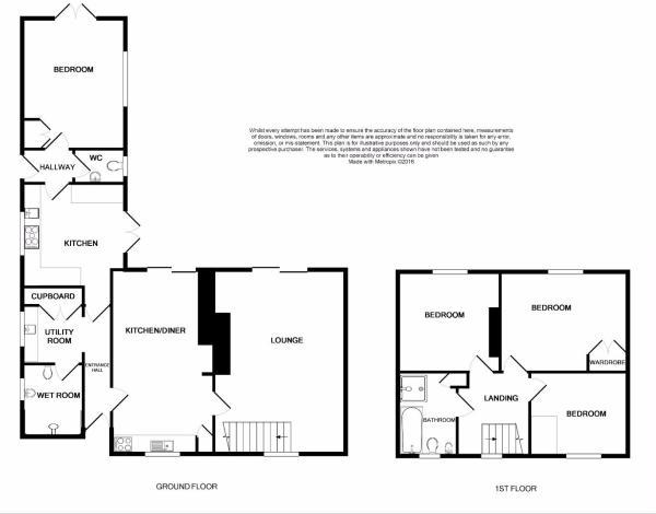 Floor Plan - 6 Wella