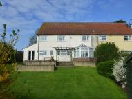 4 bed semi detached property for sale in Oakham Road, Whissendine...