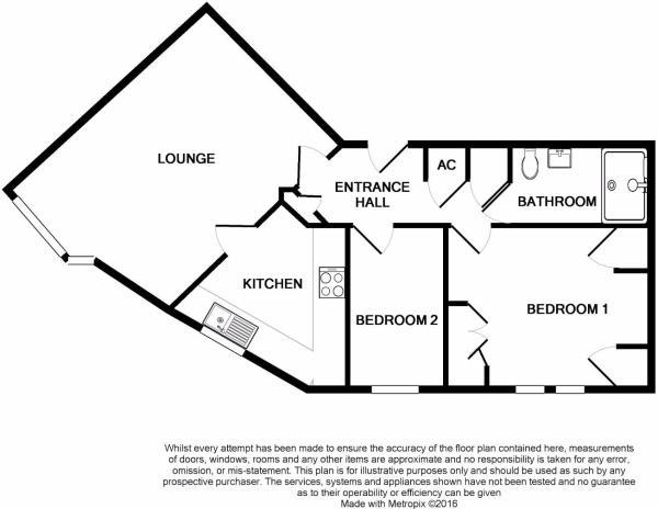 Floor Plan - 21 Well