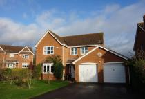 4 bed Detached house in Templeman Drive, Carlby