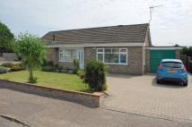 Detached Bungalow for sale in Suffield Close...
