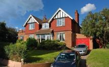 Detached house in Heath Lane, Mundesley...