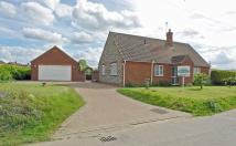 Detached Bungalow for sale in Chapel Road, Trunch