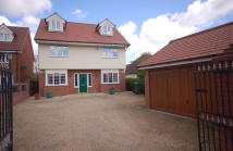 6 bedroom Detached property for sale in Queenborough Lane...