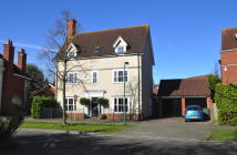 5 bed Detached property for sale in Cuckoo Way, Great Notley...
