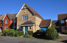Detached house for sale in Wood Way, Great Notley...