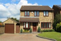 4 bedroom Detached house in Woodmancott Close...