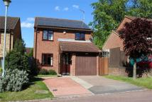 3 bed Detached house in Woodmancott Close...