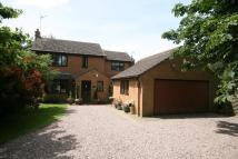 Detached house for sale in Quadring