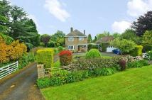 Detached home for sale in Donington