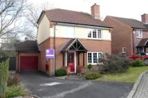 4 bedroom Detached house in Hawkley Drive, Tadley...