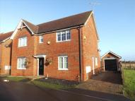 Detached house in Saxon Gate, Burghfield...